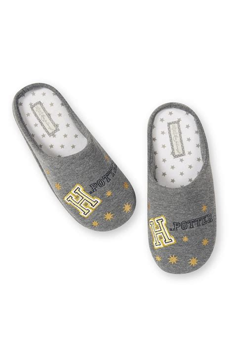 primark slippers grey harry potter slipper for primark stylish