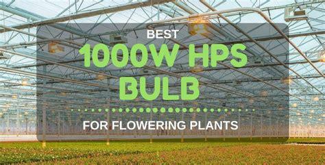 best grow lights for flowering best 1000w hps bulb for flowering plants grow lights