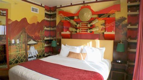themed hotel rooms california new ninjago themed rooms at legoland california hotel