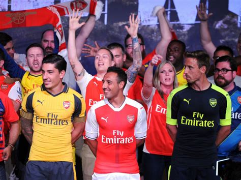 Arsenal 3rd 20162017 arsenal fc 16 17 away and third kits prischew dot