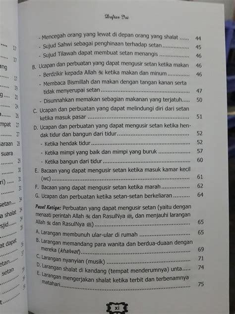 Kesempurnaan Dan Keagungan Islam Syarah Fadhlul Islam dzikir doa dan perbuatan pengusir setan toko muslim title