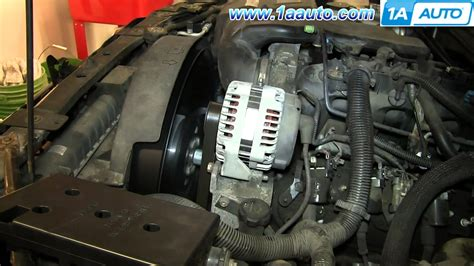 how cars engines work 2000 gmc envoy navigation system how to install replace fuel filter 2003 08 gmc envoy xl chevy trailblazer youtube