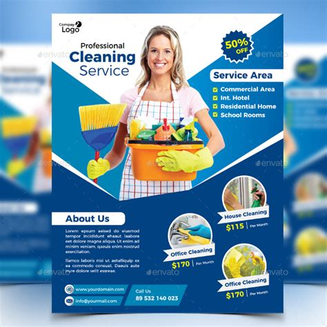 cleaning company flyers template 16 house cleaning flyers free premium psd png vector