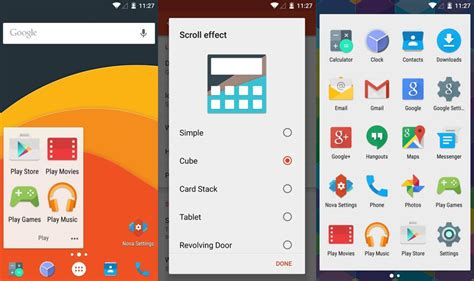 best android phone launcher best android launchers ubergizmo