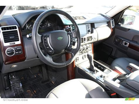 land rover 2007 interior 2007 land rover range rover hse interior photo 39017259
