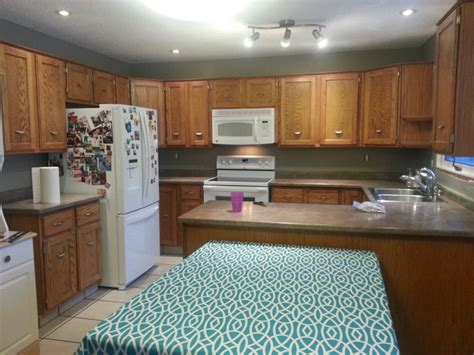 Kitchen Cabinets Painted Brown by Kitchen Reno Awaiting Autumn