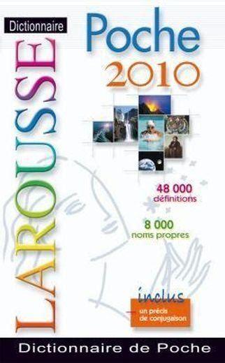 dictionnaire de poche larousse 2035915783 livre dictionnaire larousse de poche 233 dition 2010 collectif