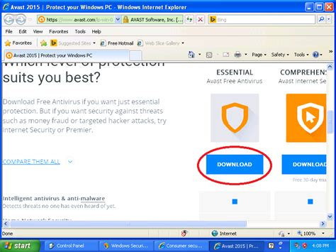 Instal Anti Virus how to install antivirus software in windows xp almost painless computing