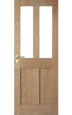 Howdens Kitchen Drawer Assembly by Oak Doors Burford Oak Doors