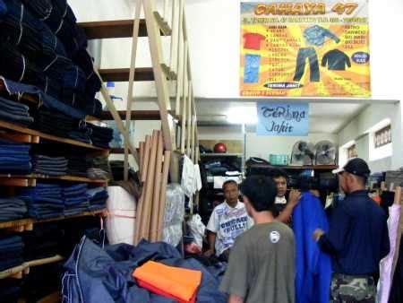 mencari kain di bandung tempat mencari jeans di bandung infobdg com