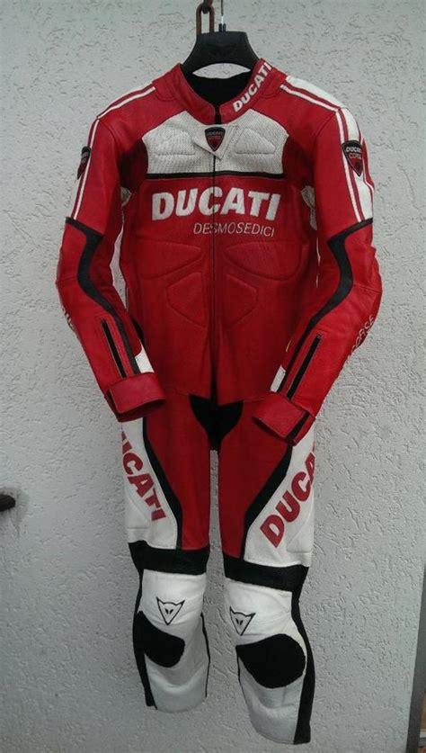 Ducati Motorradbekleidung Herren dainese lederkombi ducati gr 246 223 e 52 in idstein