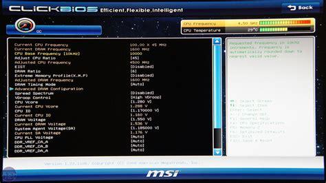 reset bios msi msi p67a gd65 review bit tech net