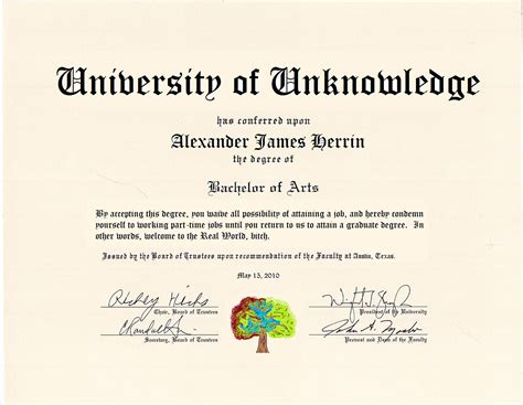 bachelor degree fake bachelor degree certificate