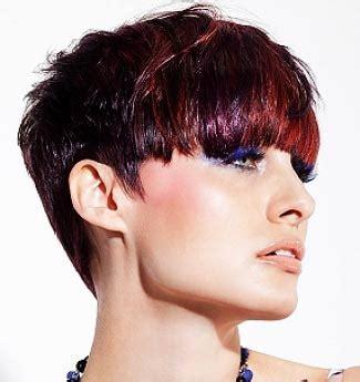trend model rambut berponi sesuai bentuk wajah