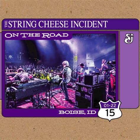 the knitting factory boise idaho livecheese the string cheese incident