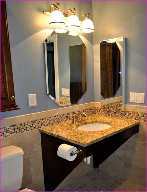 ada compliant bathroom sinks and vanities home design ideas