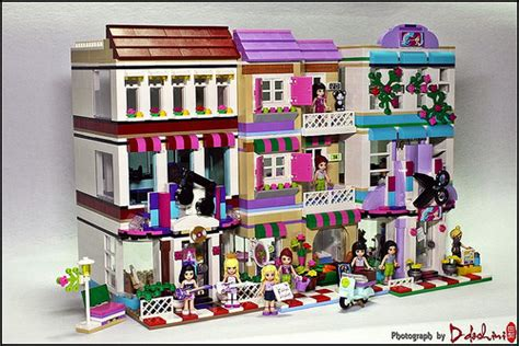 lego friends dog house lego friends 4 a gallery on flickr
