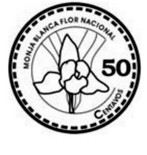 imagenes de monedas mayas 50len moneda de 50 centavos de guatemala para pintar y