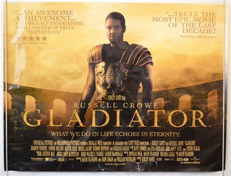 film gladiator complet 2000 gladiator movie poster following categories uk quad