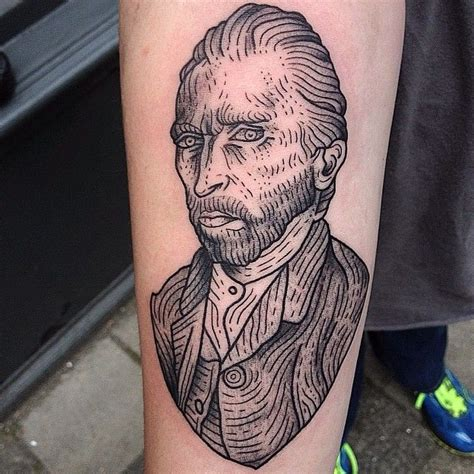 tattoo care night time the 25 best ideas about van gogh tattoo on pinterest