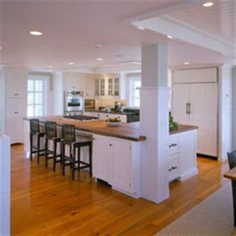 kitchen islands with posts 1000 images about island posts on pinterest kitchen