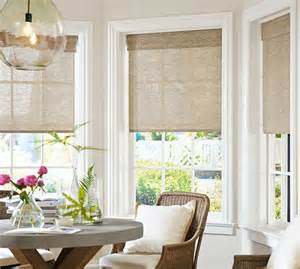 blinds pottery barn fiber cordless shade pottery barn home