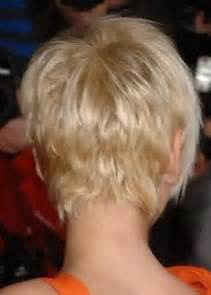 hairstyles back view back view of pixie haircut