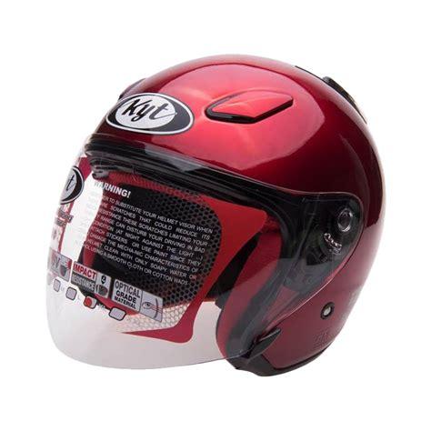 Kyt Helm Dj Maru Solid Helm Kyt Termurah Dj Maru Solid Color