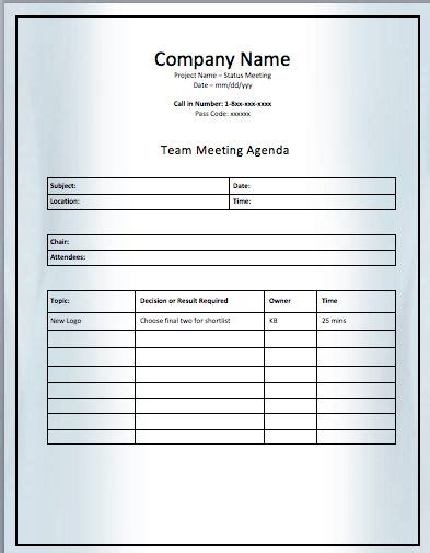 11 Best Agenda Templates Images On Pinterest Resume Templates Meeting Agenda Template And Conference Agenda Template Indesign