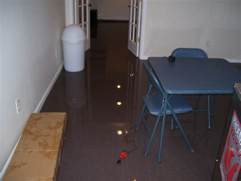 flooded basement cleaning and restoration in utica mi