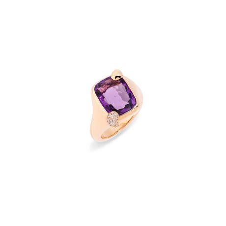 anelli di pomellato anello ritratto pomellato pomellato boutique