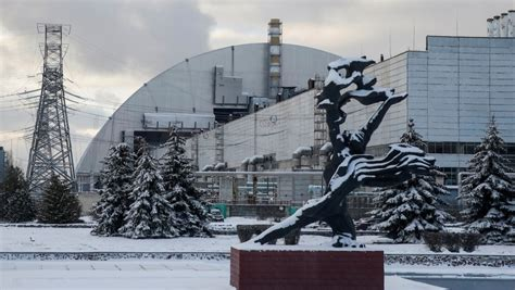45 Feet To Meters by Ukraine Moves Giant New Safety Dome Over Chernobyl