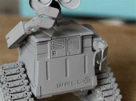 3d printed desk toys 9 best images about 3d printed robots on wall