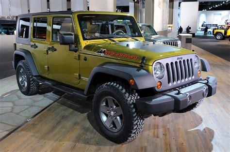 Diesel Jeeps No Diesel Jeep Wranger For America