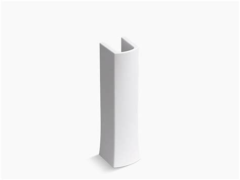 kohler elliston pedestal sink k r6375 elliston bathroom sink pedestal kohler