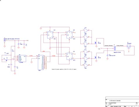 car inverter circuit diagram 110vac car inverter circuit power supply diagram and circuit