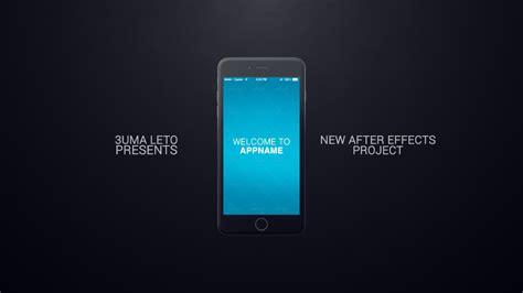 Iphone 6 App Presentation Videohive Free Template Free After Effects Template Videohive Projects Iphone 6 After Effects Template Free