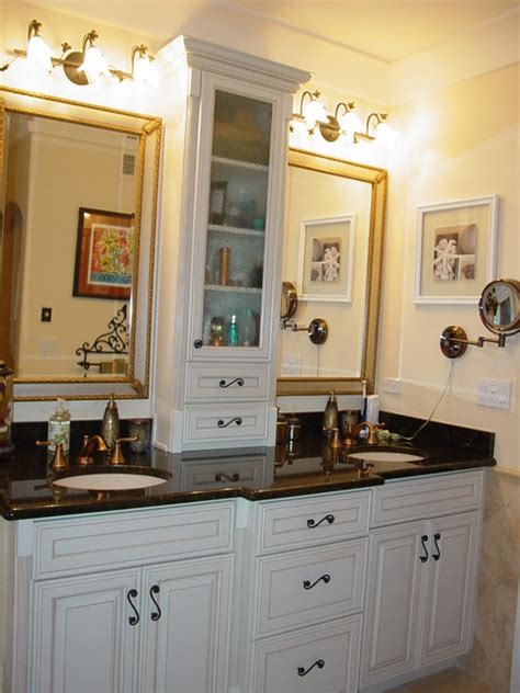 decora cabinets traditional bathroom other metro