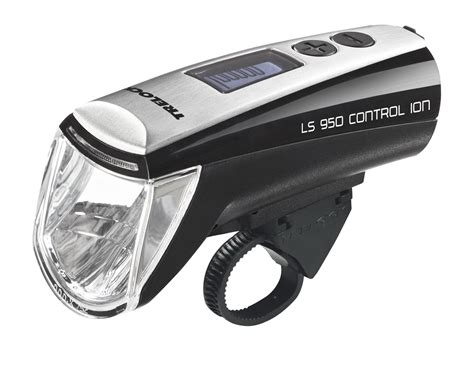 cordless ls trelock ls 950 ion battery front light everything you need bikes