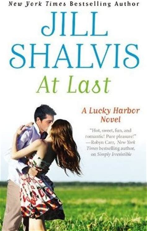last in my books at last lucky harbor 5 by shalvis reviews