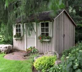 Small Shed Windows Ideas Die Gartenh 252 Tte Vielseitig Anwenden 18 Sch 246 Ne Gartenhaus Ideen