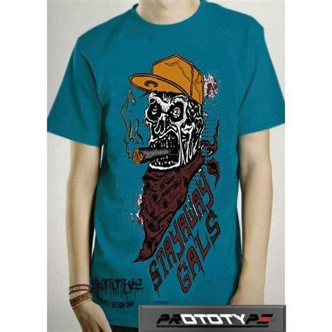 T Shirt T Shirt Skumanick desain ready prototype grosir garment original murah dan