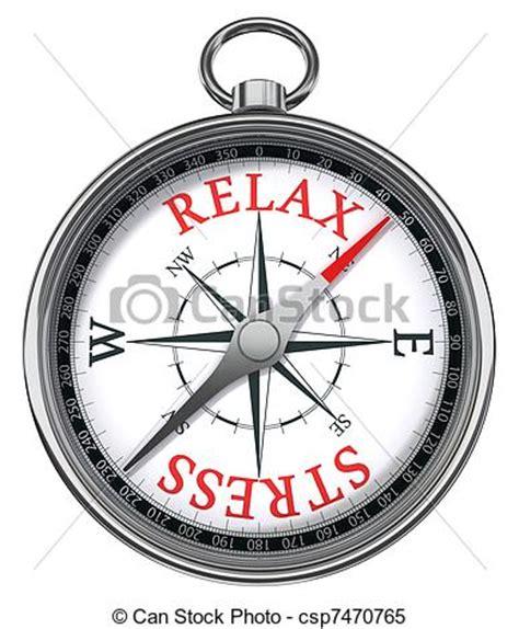 testo no stress stress bussola rosso parole rilassare stress
