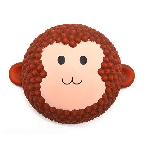 Squishy Jumbo areedy squishy jumbo monkey cake 15cm scented rising