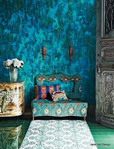 pin by on paint color schemes peacock blue and green from p