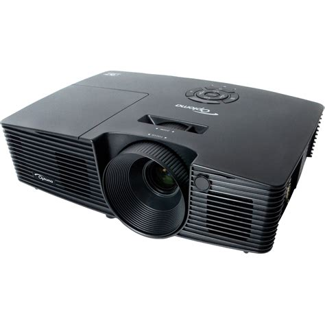 optoma technology h182x wxga dlp home theater projector h182x