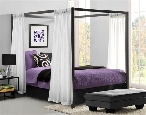queen canopy bed with curtains queen bed canopy bed curtains queen kmyehai com
