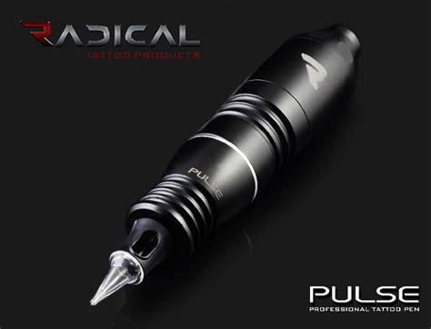 pulse tattoo supply radical pulse rotary pen machine radical pulse pen
