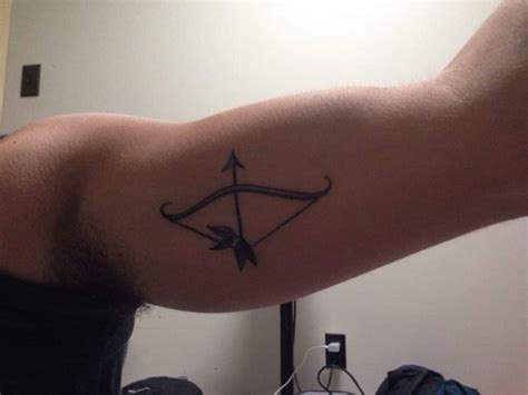 bow and arrow tattoo bow and arrow tattoos for ideas and designs for guys