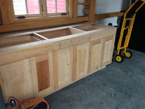 How To Make Rustic Kitchen Cabinets How To Build Rustic Cabinet Doors A Concord Carpenter
